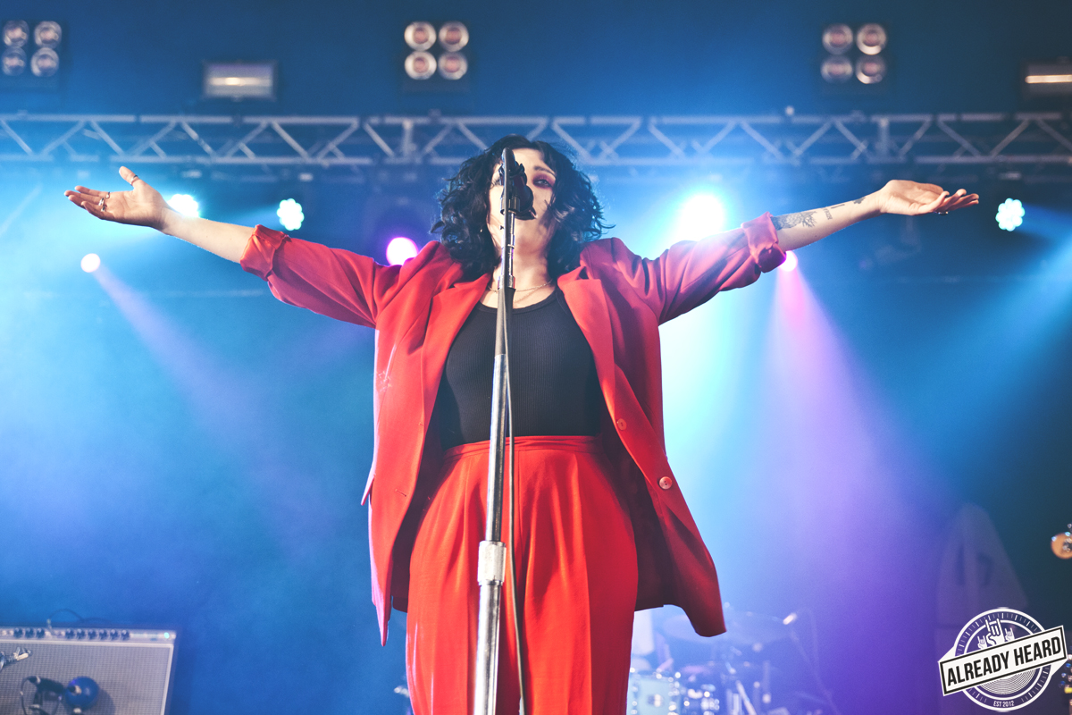 Pale Waves Reading Festival