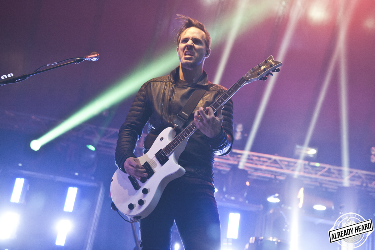 Reading Festival - Saturday - Papa Roach - 25/08/2018