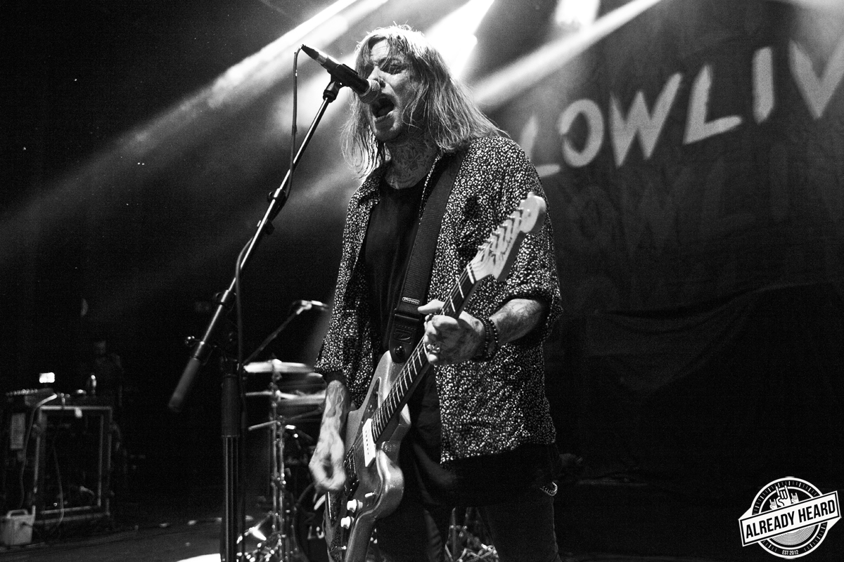 Lowlives - o2 Shepherds Bush, London - 31/08/2018