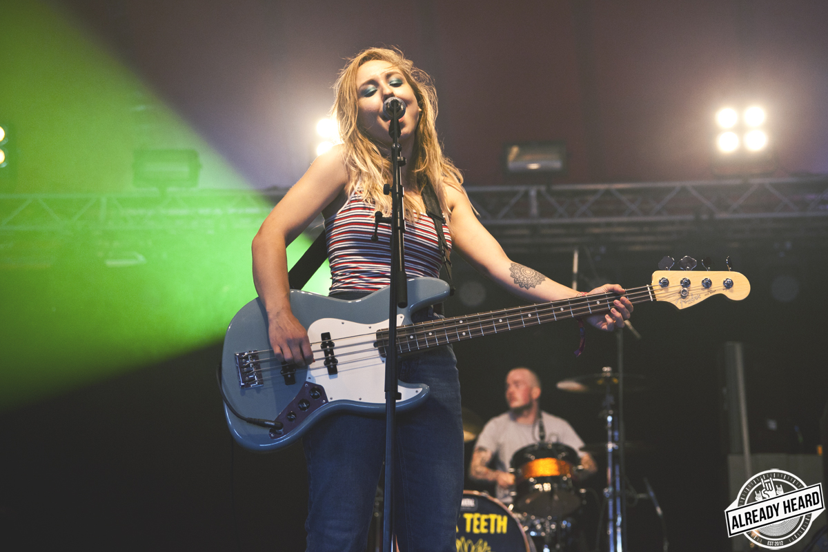 Milk Teeth - Reading Festival - 26/08/2018