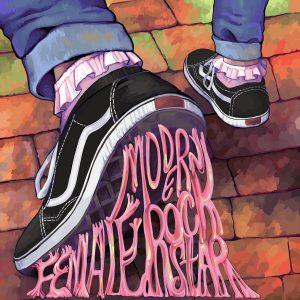 The Sonder Bombs - Modern Female Rockstar