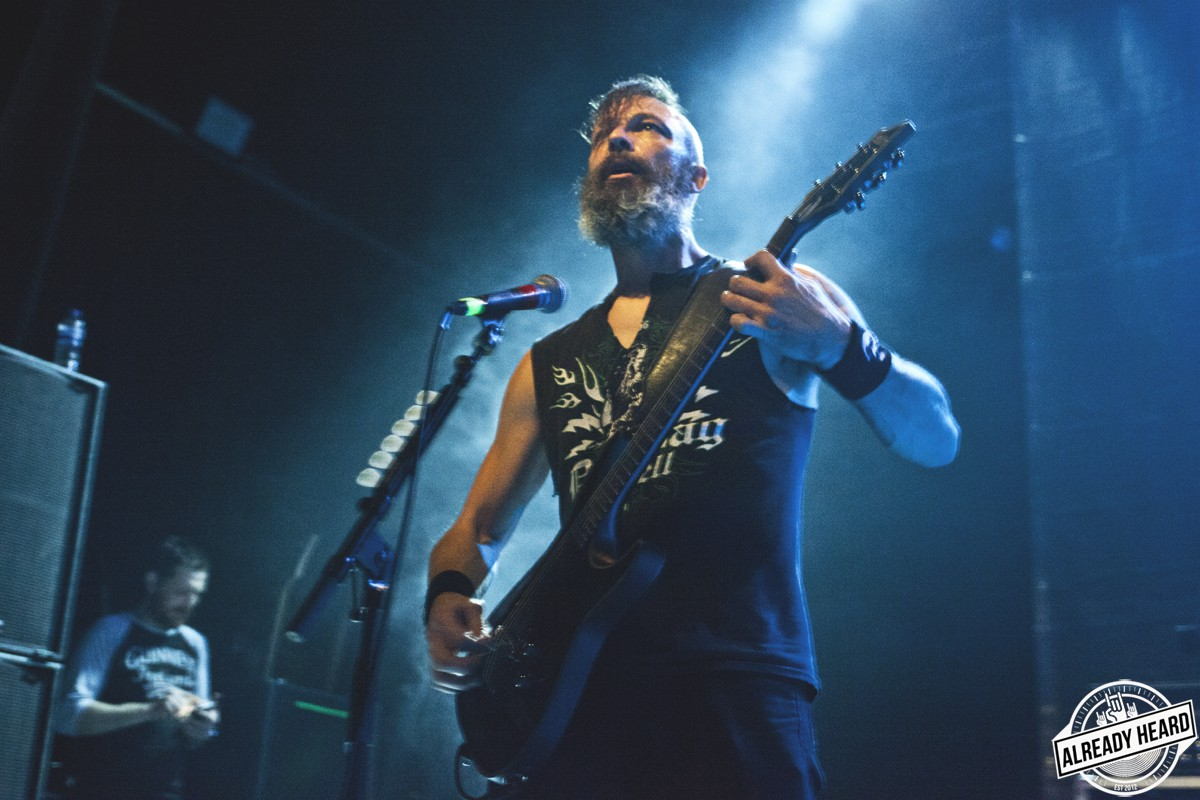 36 Crazyfists - Kentish Town Forum, London - 15/12/2018