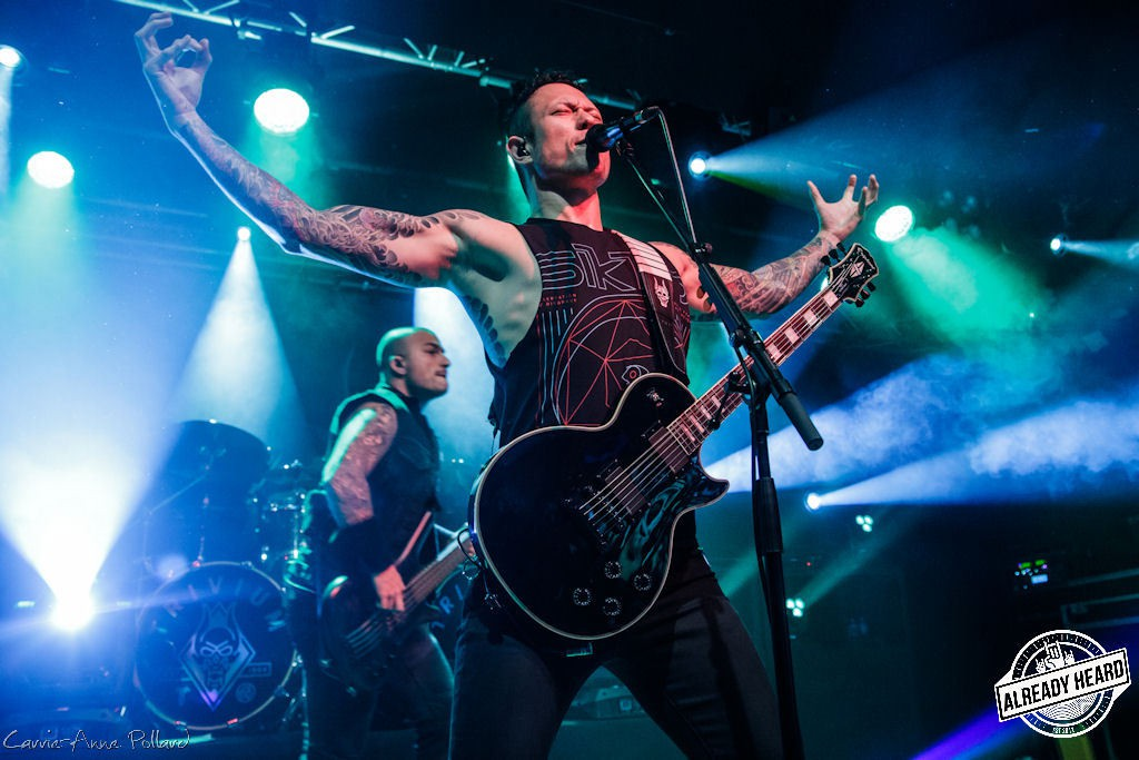 Trivium – Rock City, Nottingham