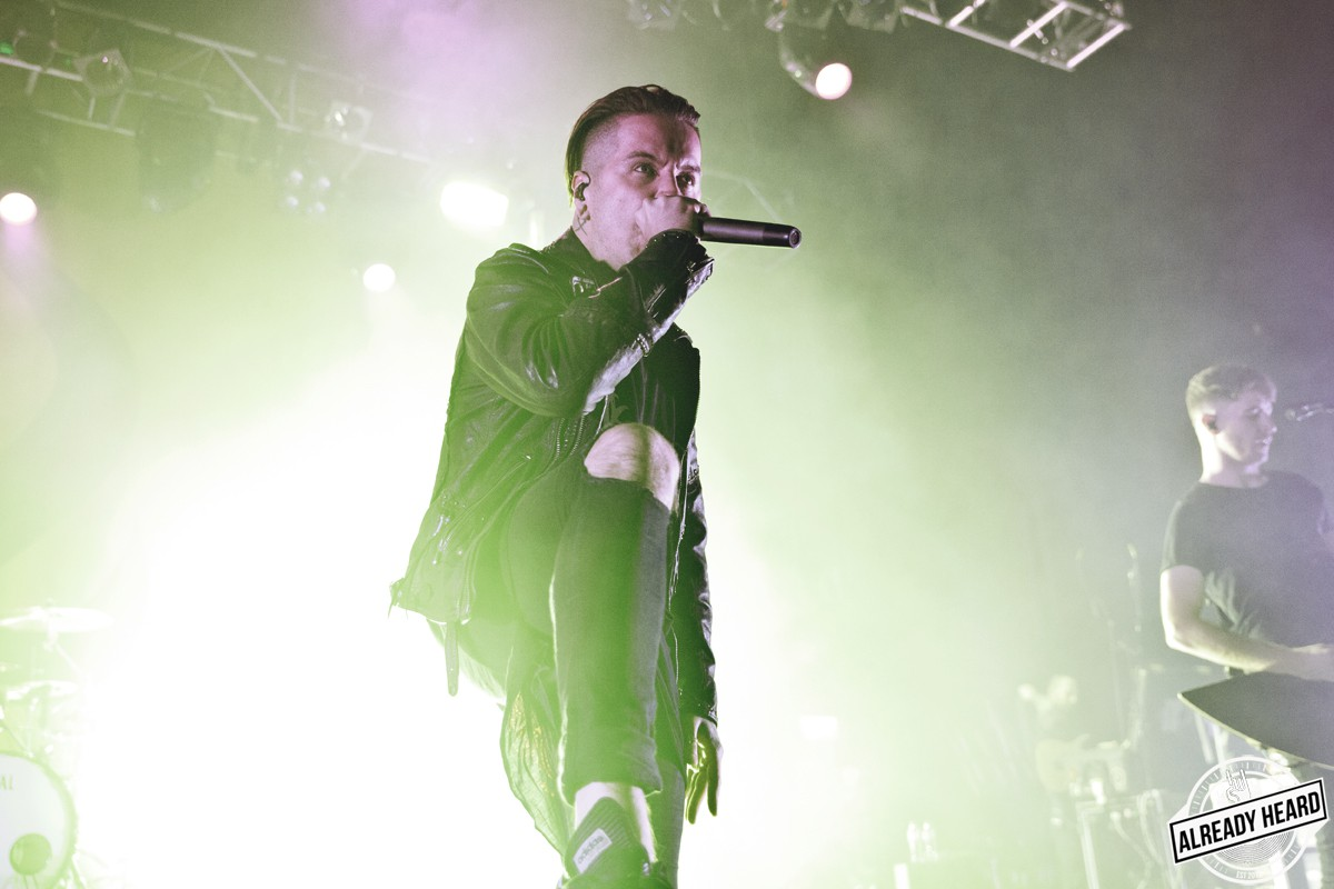 Bury Tomorrow - Kentish Town Forum, London - 15/12/2018