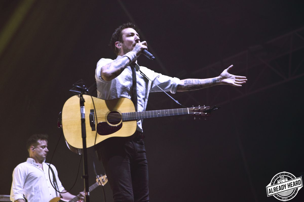 Frank Turner and The Sleeping Souls - Alexandra Palace, London - 03/02/2019