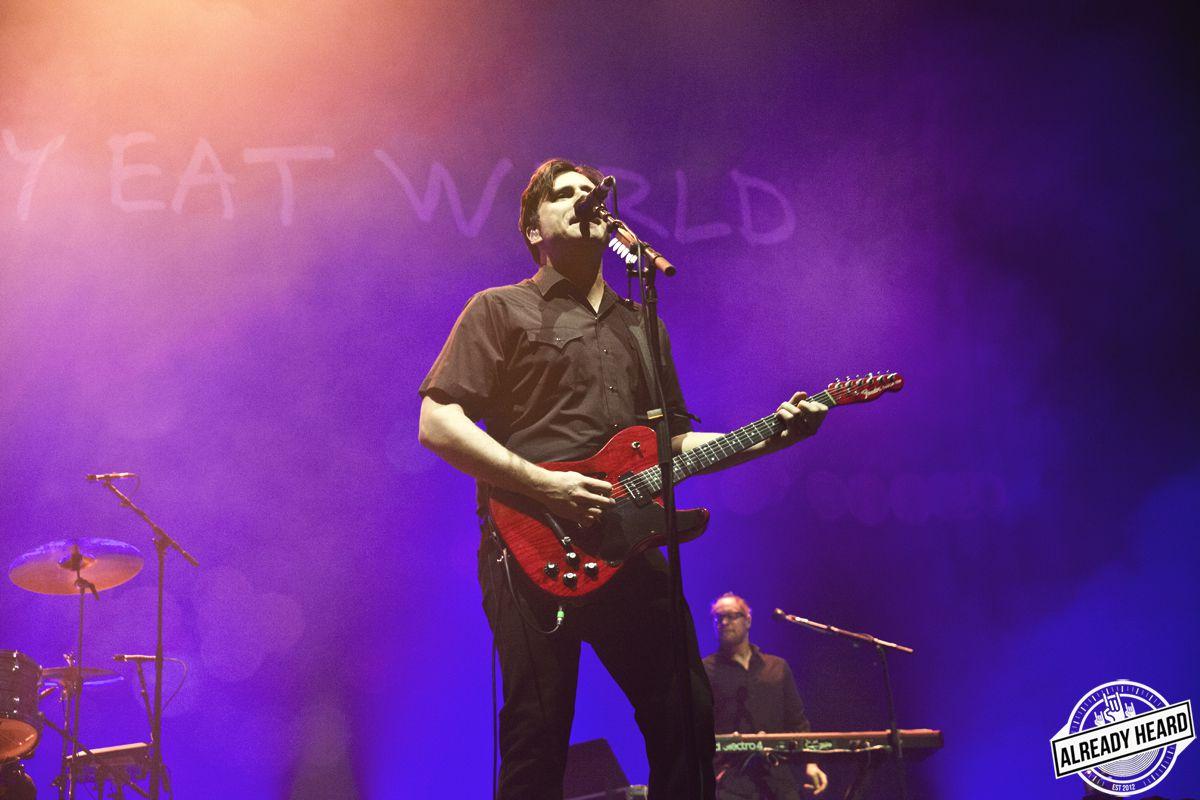 Jimmy Eat World - Alexandra Palace, London - 03/02/2019