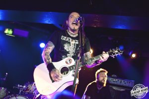 Ginger Wildheart - Camden Rocks Festival, Camden Underworld - 01/06/2019