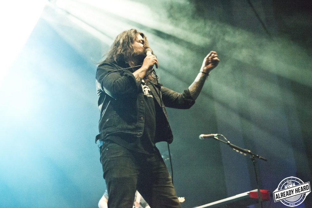 Taking Back Sunday - The Troxy, London - 18/06/2019