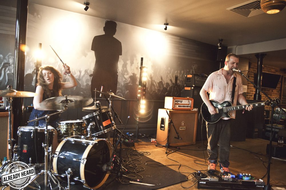 The Hyena Kill - Camden Rocks Festival,The Lyttlelon Arms - 01/06/2019