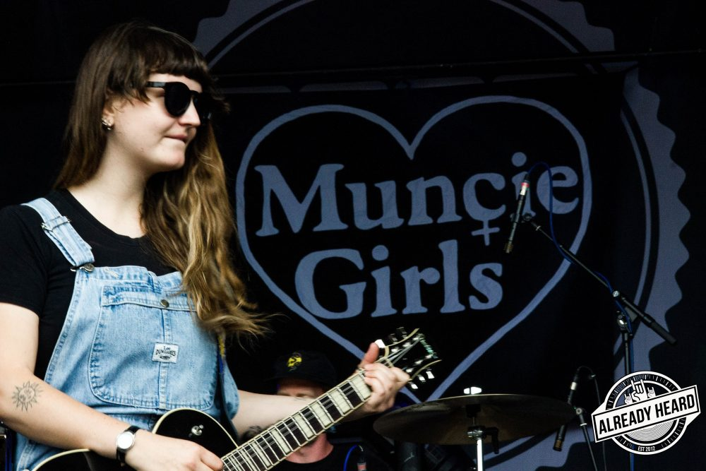 Muncie Girls - 2000trees Festival 2019 - 13/7/2019