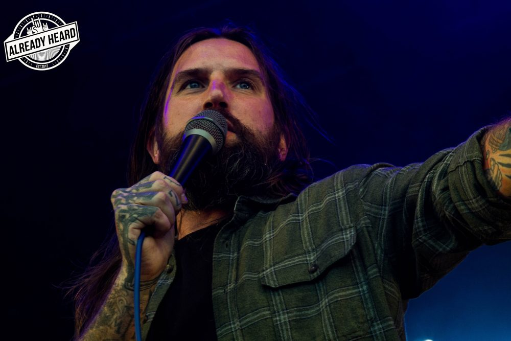 Every Time I Die - 2000trees Festival 2019 - 13/7/2019